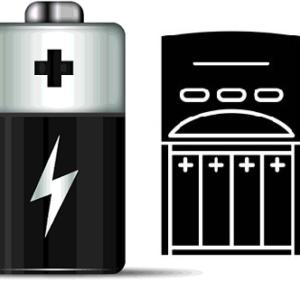 Батерии и зарядни у-ва